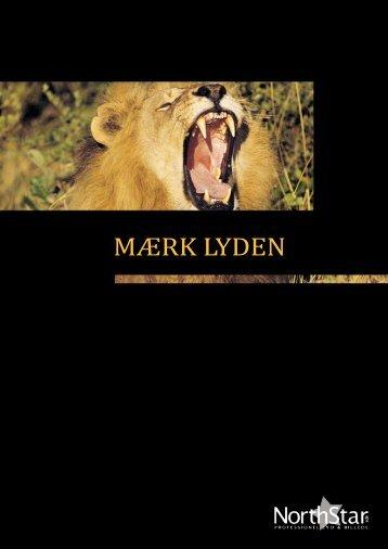 MÆRK LYDEN - NorthStar Aps