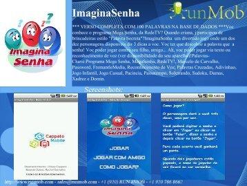 ImaginaSenha - RunMob