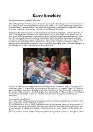 nyhedsbrev sommer 2012