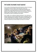 DET HELE - Teatercentrum - Page 5