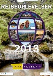 Katalog 2013.pdf - Ans Rejser