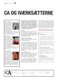 CA OG IVÆRKSÆTTERNE - CA a-kasse - Page 2