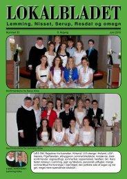 Nr. 33 - Juni 2010 - Serup Siden