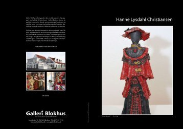 Hanne Lysdahl Christiansen - Galleri Blokhus