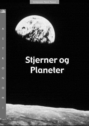 Stjerner og planeter - Danmarks Tekniske Museum