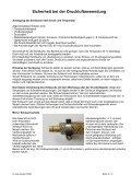 Sicherheit bei der Druckluftanwendung 2.8.06b - Druckluftservice.de - Seite 2