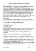 Sicherheit bei der Druckluftanwendung 2.8.06b - Druckluftservice.de - Seite 4