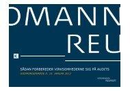 Kromann Reumert (pdf) - DI ITEK