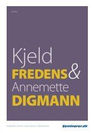 Fredens & Digmann - Seminarer