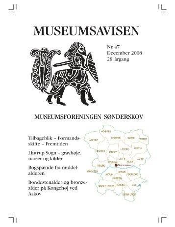 Artikel i museumsavisen