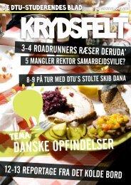 Danske opfinDelser - Krydsfelt