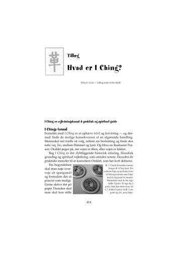 H vad er I Ching?