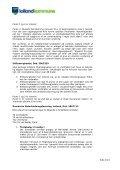 OVERSIGT over indkommende bemærkninger til forslag til ... - Page 2