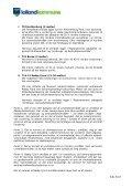 OVERSIGT over indkommende bemærkninger til forslag til ... - Page 3