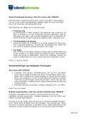 OVERSIGT over indkommende bemærkninger til forslag til ... - Page 4