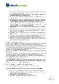 OVERSIGT over indkommende bemærkninger til forslag til ... - Page 5