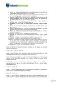 OVERSIGT over indkommende bemærkninger til forslag til ... - Page 7