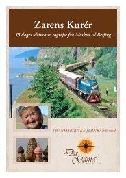 Zarens Kurér - DaGama Travel