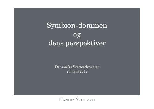Nikolaj Bjørnholm - Danmarks Skatteadvokater