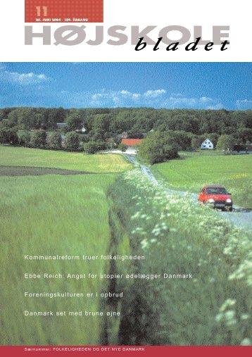 Se temanummeret her - Dansk Folkeoplysnings Samråd