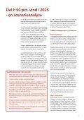 50 pct. vind i 2025 - Ea Energianalyse - Page 5
