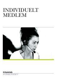 INDIVIDUELT MEDLEM - Kreds Syd
