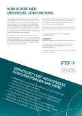 KOM VIDERE MED INDIVIDUEL JOBCOACHING - FTF-A - Page 2