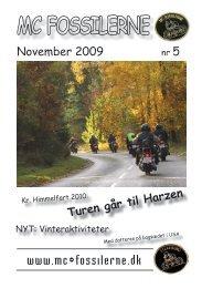 Turen går til Harzen - MC-Fossilerne