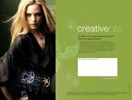 creative™ 2.0 brochure - Pfaff
