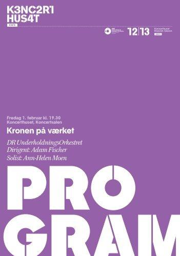 """Hent programmet """"Kronen på værket"""" - DR"""