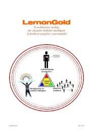 Pdf on LemonGold