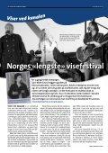 Viser ved kanalen: Norges «lengste» visefestival • side 4–8 ... - Page 4