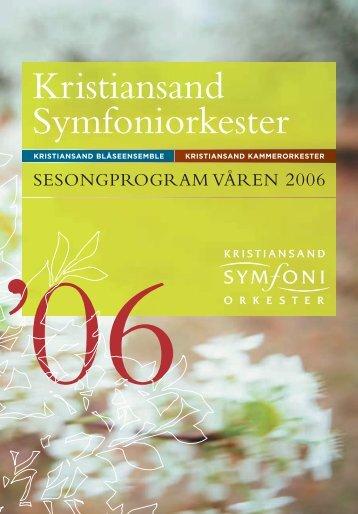 Kristiansand Symfoniorkester - SiteGen