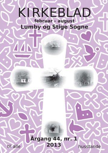 nyeste kirkeblad - Lumby sogn