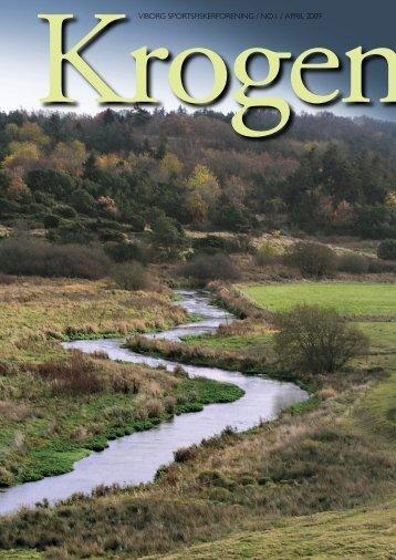 """""""Krogen"""" - april 09 - Viborg Sportsfiskerforening"""