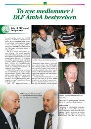 To nye medlemmer i DLF AmbA bestyrelsen - DLF-TRIFOLIUM ...