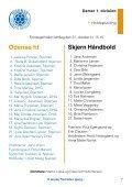 Se kampprogrammet for weekendens hjemmekampe her - Odense ... - Page 7