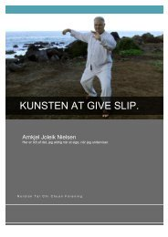 KUNSTEN AT GIVE SLIP. - AKUAKU