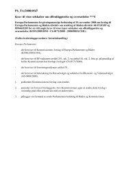 P6_TA(2008)0547 Krav til visse selskaber om offentliggørelse og ...