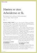 Be høstens Herre sende arbeidere - Bønnetjenesten for Norge - Page 4