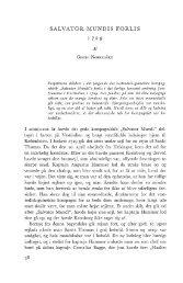 Salvator Mundis forlis 1729, s. 38-50 - Handels- og Søfartsmuseet