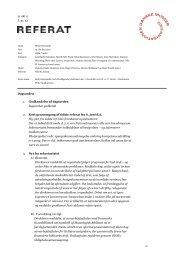 Referat 131011 - Organisationen Danske Museer