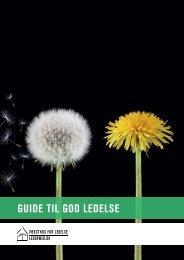 GUIDE TIL GOD LEDELSE - Lederweb
