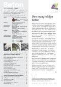 November 2010 Beton - Dansk Beton - Page 3
