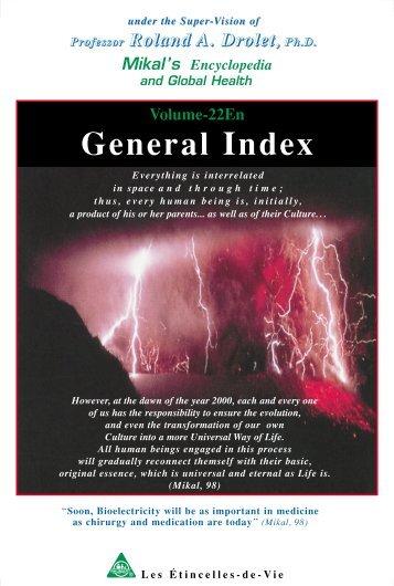 Volume-22En General Index - Rhumart