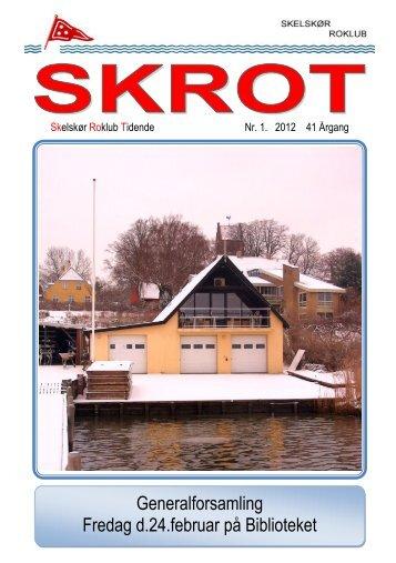 SKROT - Skelskør Roklub