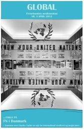 nr. 3 april 2012 - FN-forbundet