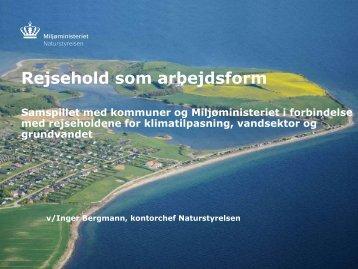 Rejsehold - NATUR & MILJØ 2013