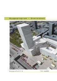 Byggeprogram – Overordnet - Carlsberg Byen