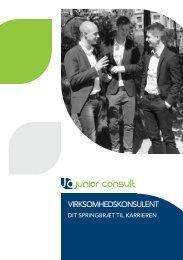 VIRKSOMHEDSKONSULENT - Junior Consult